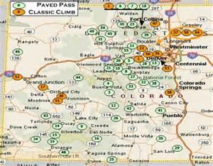 colorado passes map climbdb