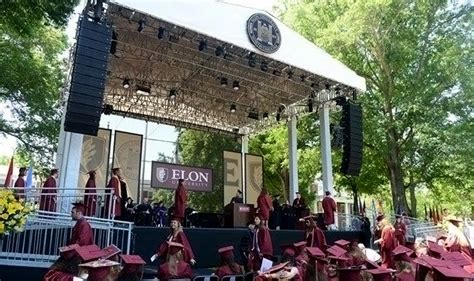 Elon Mba Commencement 2017 by Event Recap Graduation Day Across The States 2017