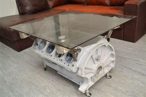 V8 Coffee Table Aston Martin V8 Coffee Table Oselli