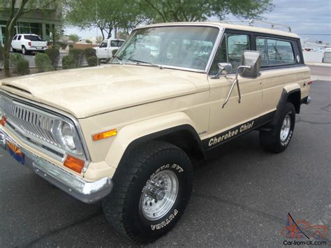Jeep Chief For Sale 1978 Jeep Chief 4x4 Automatic