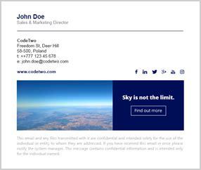 Email Signature Template Beneficialholdings Info Mail Signature Html Template