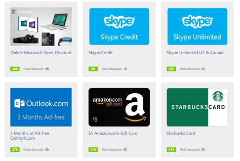 Microsoft Rewards Amazon Gift Card - microsoft rewards is how microsoft will pay you to use edge bing and more pcworld