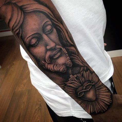 catholic tattoos designs 100 sacred designs for religious ink ideas