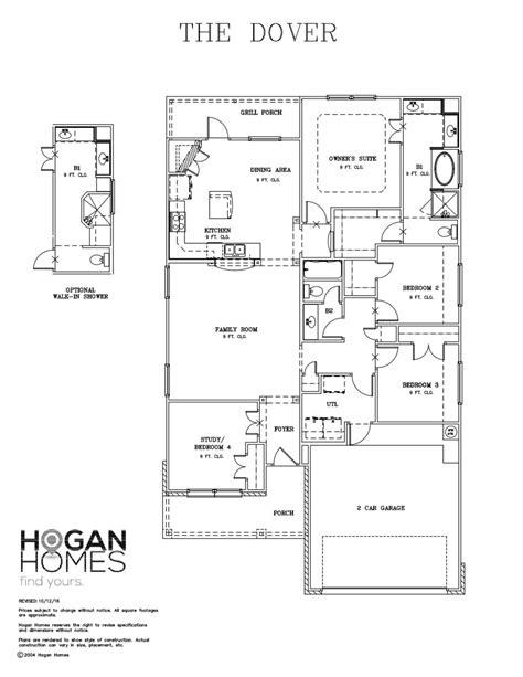 hogan homes floor plans hogan homes floor plans home plan