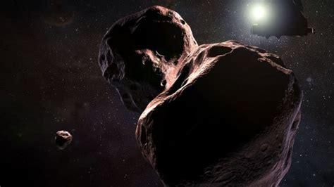 lugar mas lejano a la tierra la sonda new horizons sobrevuela ultima thule el lugar