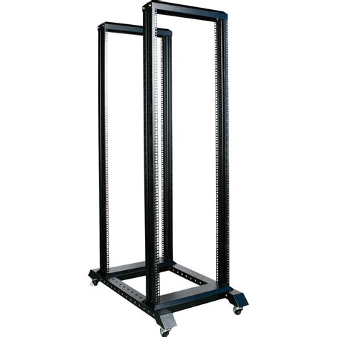 Frame Rack by Istarusa Wo36ab 4 Post Open Frame Rack 36u Wo36ab B H Photo