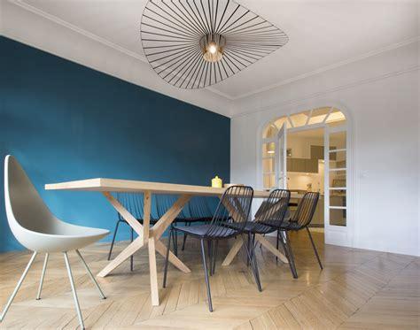 Impressionnant Salle De Bain Loft Industriel #6: Agence-Avous-Appartement-design-nordique-salle-a-manger-table-jane-rochebobois-drop-fritzhansen.jpg