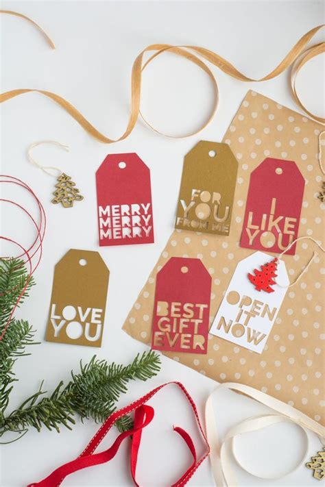 Easy Gift Card Tags Diy Templates by Gift Tags With Cricut This Of Mine