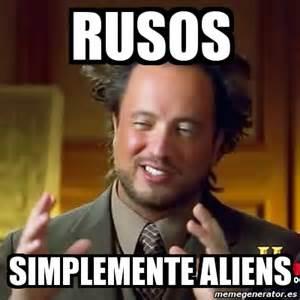 Memes Ancient Aliens - meme ancient aliens rusos simplemente aliens 18892