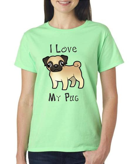 pugs t shirt pug t shirts pugs not drugs i pugs