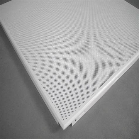 Perforated Ceiling by Armstrong Perforated Acoustic Ceiling Tiles Rators Decorating Materials Co Ltd