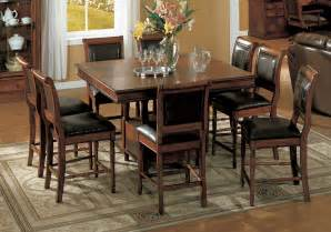 Pub Dining Room Tables 9 Pub Table Dining Set Ebay