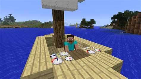 how to make a moving boat on minecraft pe archimedes ships minecraft mods