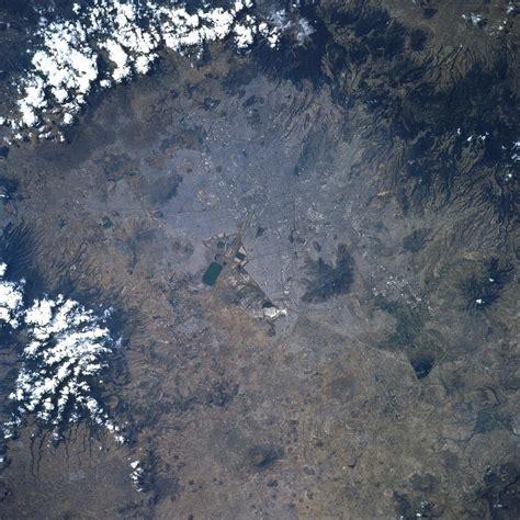 imagenes via satelite mapa de la biodiversidad de mexico
