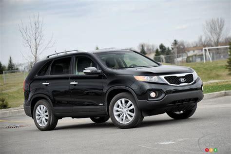 Kia Recalls Canada 42 000 Kia Sorentos Recalled In Canada Car News