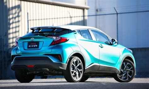 toyota chr awd hybrid specs release date