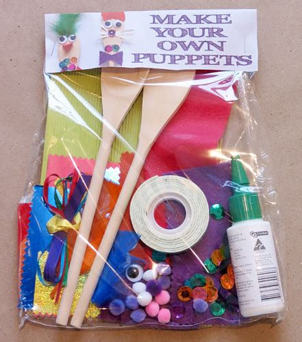 Make Craft Kits The Gift Of Creativity In A Jar 365 - gifts for puppet kit childhood101