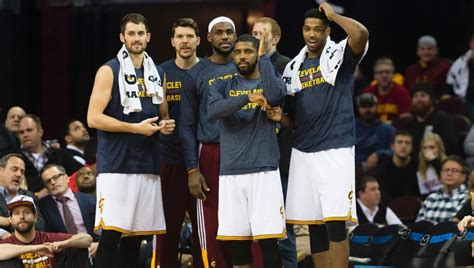 cavs bench after months of attention and adversity how far can the
