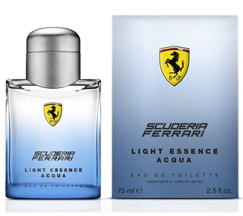 Parfum Light Essence scuderia light essence acqua pictures perfumemaster org