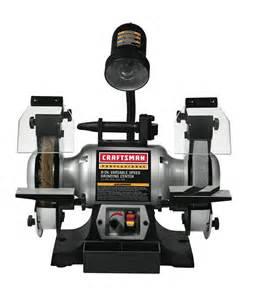 craftsman bench grinder craftsman 8 in variable speed bench grinders 009 21162