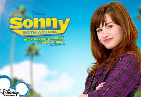 demi lovato and disney channel demi lovato leaving her disney show quot sonny with a chance quot