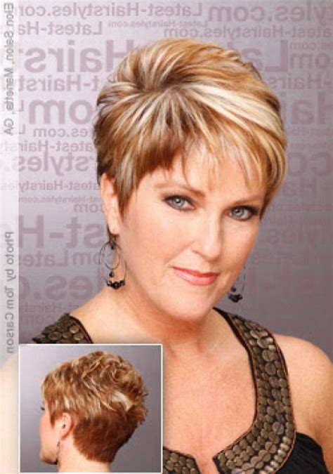 short hairstyles from the back for women over 50 short hairstyles for small faces front and back short
