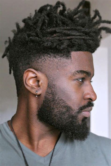 tapered haircut with dreadlocks the best taper fade haircut with dreads in 2018