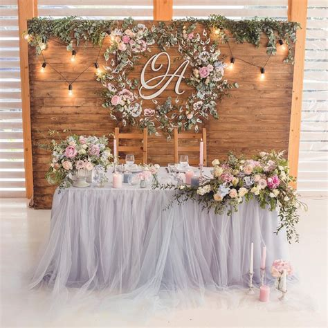Wedding Backdrop Design by 25 Best Ideas About Table Backdrop On