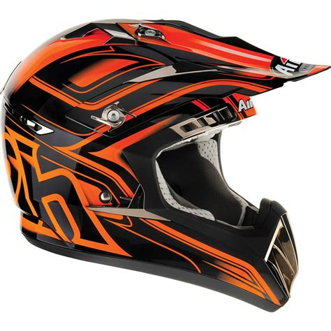 orange motocross helmet airoh cr900 leave mx motocross enduro helmet orange xl ebay