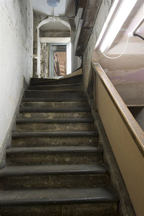 Paperchase, Bath Store staircase view, BA1,   Made In Place