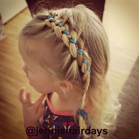 glue in french braids hair braid with ribbon dutch braid jenni s hairdays