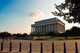 panoramio photo of lincoln national memorial