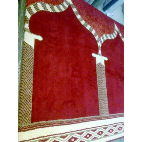 Karpet Sajadah Gulungan jual karpet sajadah turkey masjid oleh bombay antik di