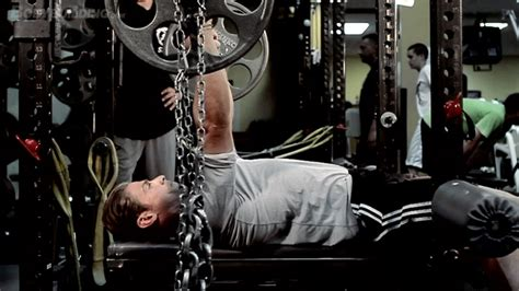 chains for bench press 4 must know facts about lifting with chains generation iron