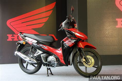 Honda Wave 2017 honda wave dash fi launched from rm5 860