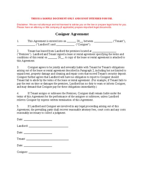 Free Affidavit Form Template Affidavit Of Heirship Heirship Affidavit Form Template 10 Exle Cosigner Contract Template