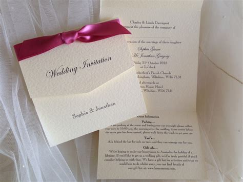 tri fold wedding invitations wedding invites