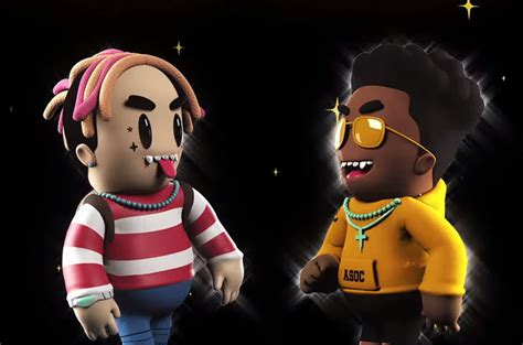 lil pump x get it upcoming100 carnage lil pump get animated for i shyne