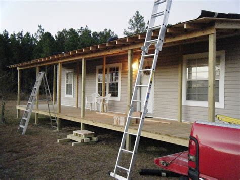 how to build a modular home 9 beautiful manufactured home porch ideas