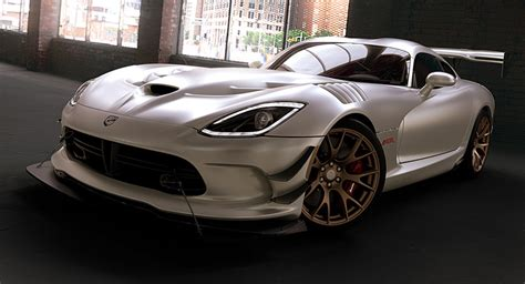 2016 dodge viper gets new matte paint option