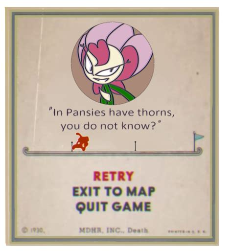 cuphead template card cuphead fiona pansies card by anavinnik on deviantart