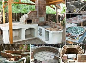 Diy outdoor fireplace the whoot