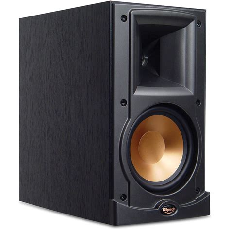 klipsch rb 51 bookshelf speaker rb 51 b h photo