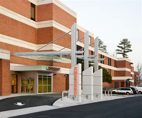 chesapeake emergency room emergency department addition renovation crmc pf a design