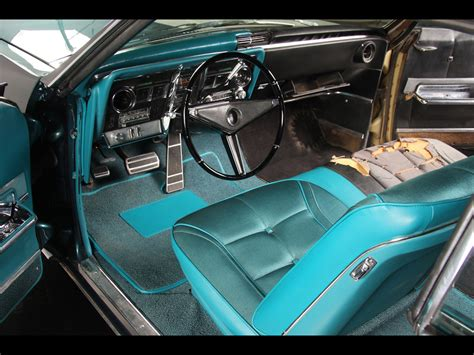 Oldsmobile Toronado Interior by 1967 Oldsmobile Toronado Half And Half By Precision Restorations