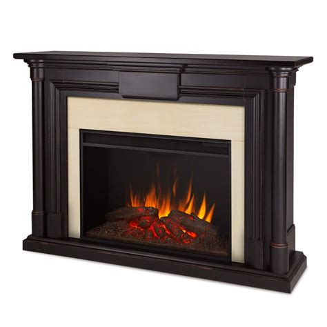 Led Electric Fireplaces by Maxwell Grand Led Electric Fireplace In Black
