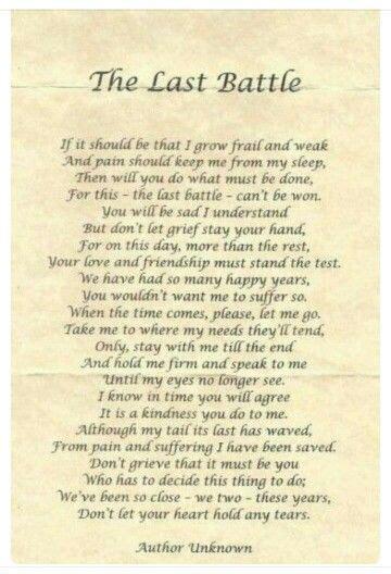 dawg dog poems pet remembrance dog