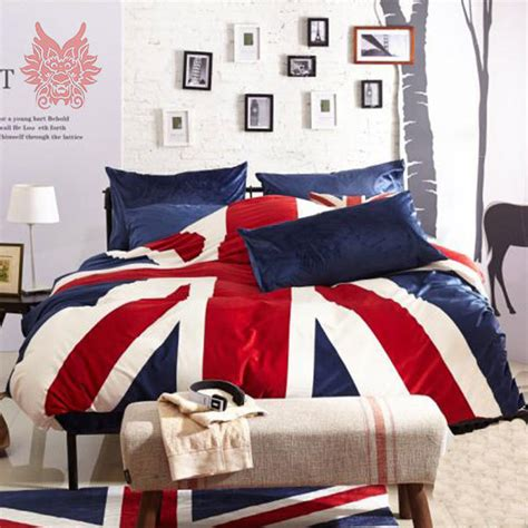 british flag bedding aliexpress com buy duvet cover bed sheet pillowcase 4pcs