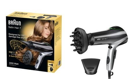 Braun Hair Dryer Price In Dubai one aed 225 or two aed 435 braun satin iontec hair