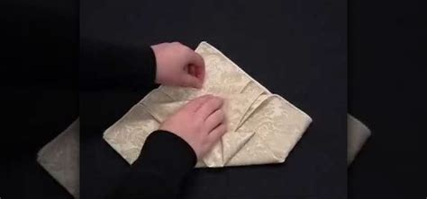 Origami Napkin Folding - origami a how to community for paper folding artists